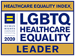 LGBTQ Healthcare Equality Leader 2020