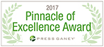 2017 Press Ganey Pinnacle of Excellence Award