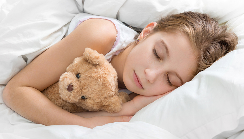 Child sleeping