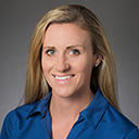 Physical therapist Megan Bechtold.