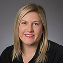 Athletic trainer Whittney Findley