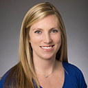 Physical therapist Meghan Cassady-Kramer.
