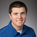 Physical therapist Kyle Martin.