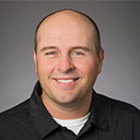 Athletic trainer Clint McAlister