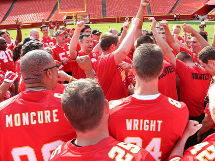 Chiefs Fantast Camp