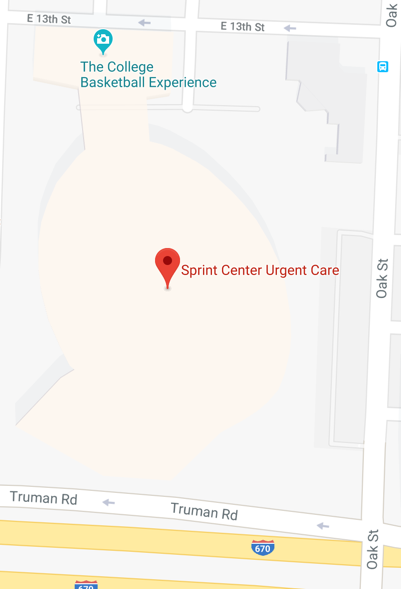 Sprint Center Urgent Care